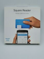 Square Credit/Debit Card Magstripe Reader - For iPhone & Android Headphone Jack