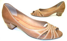 Miss Sixty (Brown,Pumps,38,Shoes,7.5,Heels,7 1/2)