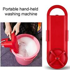 Portable Handy Hand-held Washing Machine Mini Washer Travel Hostel People New