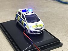 OO Gauge Oxford Diecast Military Corsa With Working Lights