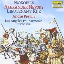 Prokofiev: Alexander Nevsky Cantata / Lieutenant Kijé Suite - Los Angel (NEW CD)