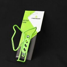 MERIDA Alloy Aluminum Bike Bicycle Cycling Water Bottle Cage Holder - Green