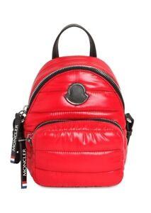 New MONCLER mini backpack bag KILIA PM 30167 00 68950 RED w/CODE