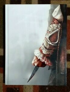 Assassin's Creed II Collectors Edition Hardback Strategy Game Guide + Map Poster