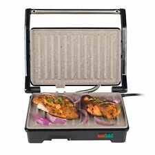 Weight Watchers Fold-Out Health Grill Marble Non-Stick Coating 750 W Oil Drain