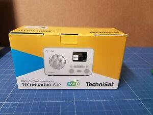 TechniSat TECHNIRADIO 6 IR Internet Tischradio, DAB+, UKW Bluetooth