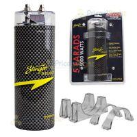 5 Farad Capacitor Stinger Select SSCAP5M 5000 Watts Power 12V Car Digital Power