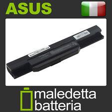 Batteria POTENZIATA 5200mAh per Asus A32-K53 (GT8)
