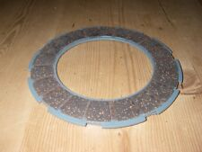 AJS and Matchless Clutch Plate to fit later type Burman Gearbox G-40-6 / G-40-12