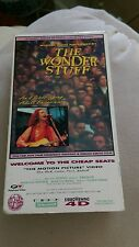 The Wonder Stuff Welcome To The Cheap Seats Motion Picture Video Vhs Rare htf