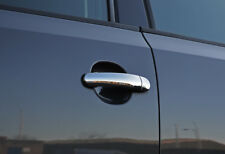 Chrome Door Handle Trim Set Covers To Fit Seat Ibiza (2008-16)