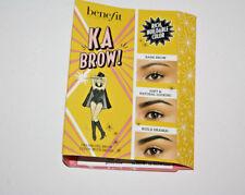 Benefit KA Brow Cream Gel Brow Color With Brush - # 5 (Deep) 3g/0.1oz-NEW