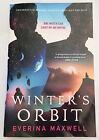 Winters Orbit Novel Everina Maxwell 9781250758835 Advance Readers Copy ARC Proof