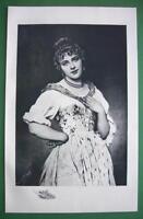 ITALIAN MAIDEN Lovely Rosina - VICTORIAN Antique Print