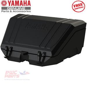 YAMAHA YXZ1000R OEM Rear Cargo Box Accessory 2016-2017 NEW  2HC-F83P0-V0-00