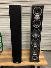 New listing  Polk Audio Rti A9 Black *Pair*3-Way Floorstanding Loudspeaker (Msrp $1499)