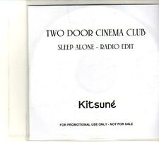 (DT155) Two Door Cinema Club, Sleep Alone - 2012 DJ CD