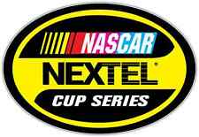 "Nascar Nextel Cup Series Racing Car Bumper Window  Notebook Sticker Decal 5""X3"""