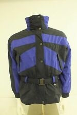 Vintage Tyrolia Ski Wear Micro Seal Waterproof Windproof Ski Jacket Women's 8