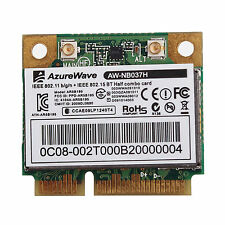 AZUREWAVE AW-NB037H 802.11nbg& Bluetooth 150M Mini PCI-E Wireless Wifi Card-AU