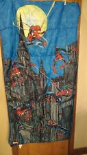 "Spiderman Sleeping Bag 2006, 30"" x 54"", Marvel"
