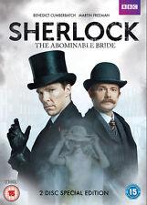 Sherlock The Abominable Bride DVD 2016 BBC UK 1stclasspost