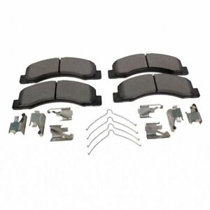 Motorcraft BR1266 Front Brake Pads For Ford Ford F250-F350 Super Duty 99-04