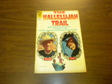 THE HALLELUJAH TRAIL -Dell Movie Classic -1965 BURT LANCASTER LEE REMICK western