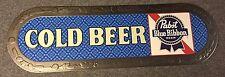 PBR Pabst Blue Ribbon Advertising Tin Sign