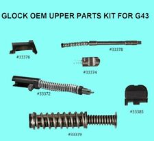 Upper Slide Parts Kit Glock 43 fits 9 millimeter Slides Genuine OEM Glock Parts