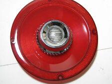 NOS 1965 TAIL LIGHT LENS CUSTOM ,CUSTOM 500