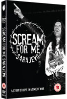 Scream for Me Sarajevo DVD (2018) Tarik Hodzic cert 15 ***NEW*** Amazing Value