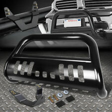 FOR 2004-2015 NISSAN ARMADA/TITAN BULL BAR+LICENSE PLATE RELOCATOR KIT BRACKETS