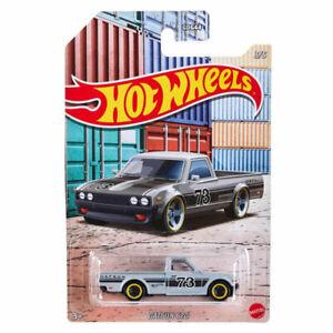 Hot Wheels Themed Automotive Pickups Datsun 620 Diecast Vehicle NEW