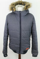 SUPERDRY Polar Sport Grey Parka Jacket size L Men