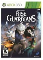 Rise of the Guardians Xbox 360 Kids Video Game Jack Frost/Santa Claus/the Bunny