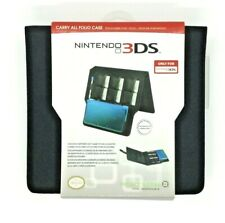 Nintendo 3DS  Officially Licensed Carry Folio Travel Case