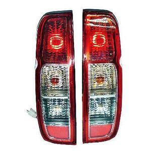 05-12 Fit Nissan D40 Navara Frontier Pickup Tail Rear Light Lamp Genuine Plug