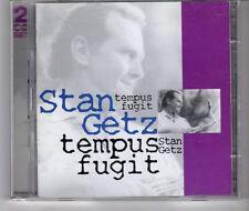 (HG717) Stan Getz, Tempus Fugit - 2000 double CD