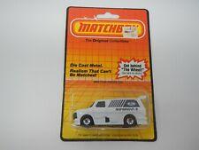 Matchbox Ford Racing Van MB6 (1)