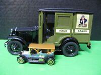 "Original 1929 ""Model A"" Ford U.S. Postal Truck"