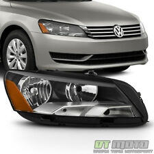[Passenger Side] NEW 2012-2015 Volkswagen Passat Halogen Headlight Headlamp RH