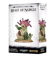 Warhammer 40K Daemons of Nurgle Beast of Nurgle NIB