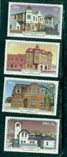 South West Africa 1981 Historic Buildings of Luderitz      4 values Mint MNH