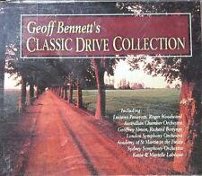 Geoff Bennett's Classic Drive Collection 3-CD Set Polygram/ABC Classics VGC