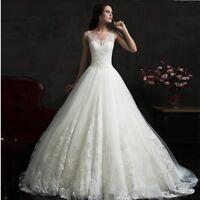 Luxus Spitze Brautkleid Hochzeitskleid Kleid Braut von Babycat collection BC619