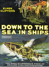 "8mm silent Film Feature ""DOWN TO THE SEA IN SHIPS"" 1922 Clara Bows 1st 2-800'"