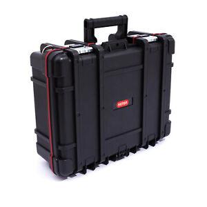 Boîte à outils noir Compartiments Poignée Organiseur amovible Keter Box