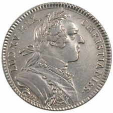 [#57922] France, Royal, Token, 1731, Ef(40-45), Silver, Feuardent #334, 7.91