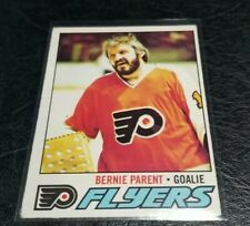 1977-1978 OPC - Hockey, Philadelphia Flyers - Bernie Parent #65